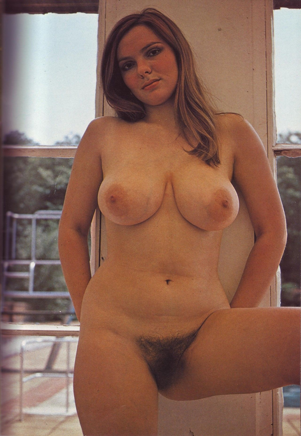 Photos from old nudism books