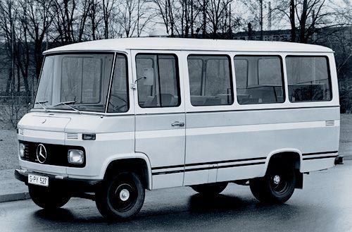 mercedes benz kastenwagen l 406 408 1967 auto. Black Bedroom Furniture Sets. Home Design Ideas