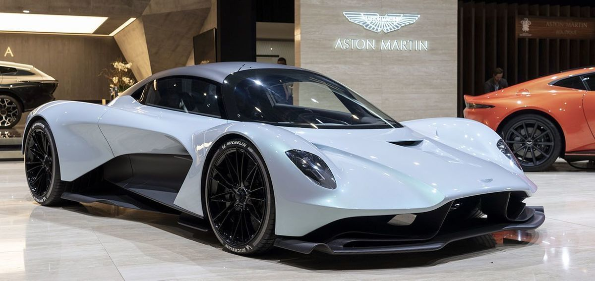 2021 Aston Martin AMRB 003 for sale (10640835) Used