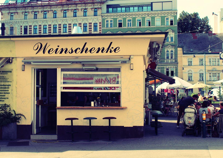 Weinschenke Dependance Am Karmelitermarkt A List Wien