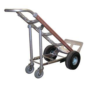 Hand Truck Fourth Wheel Attachment By B P Manufacturing 216 22 Hand Truck Fourth Wheel Attachment Material House Materials Manufacturing Building A House