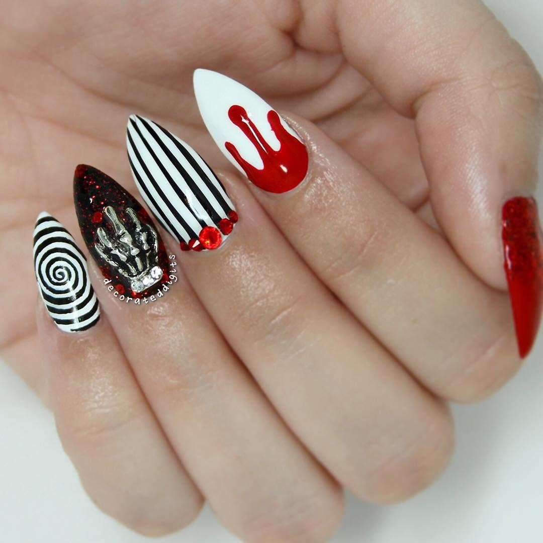 Pin by Sandra Delgado on Nails | Pinterest