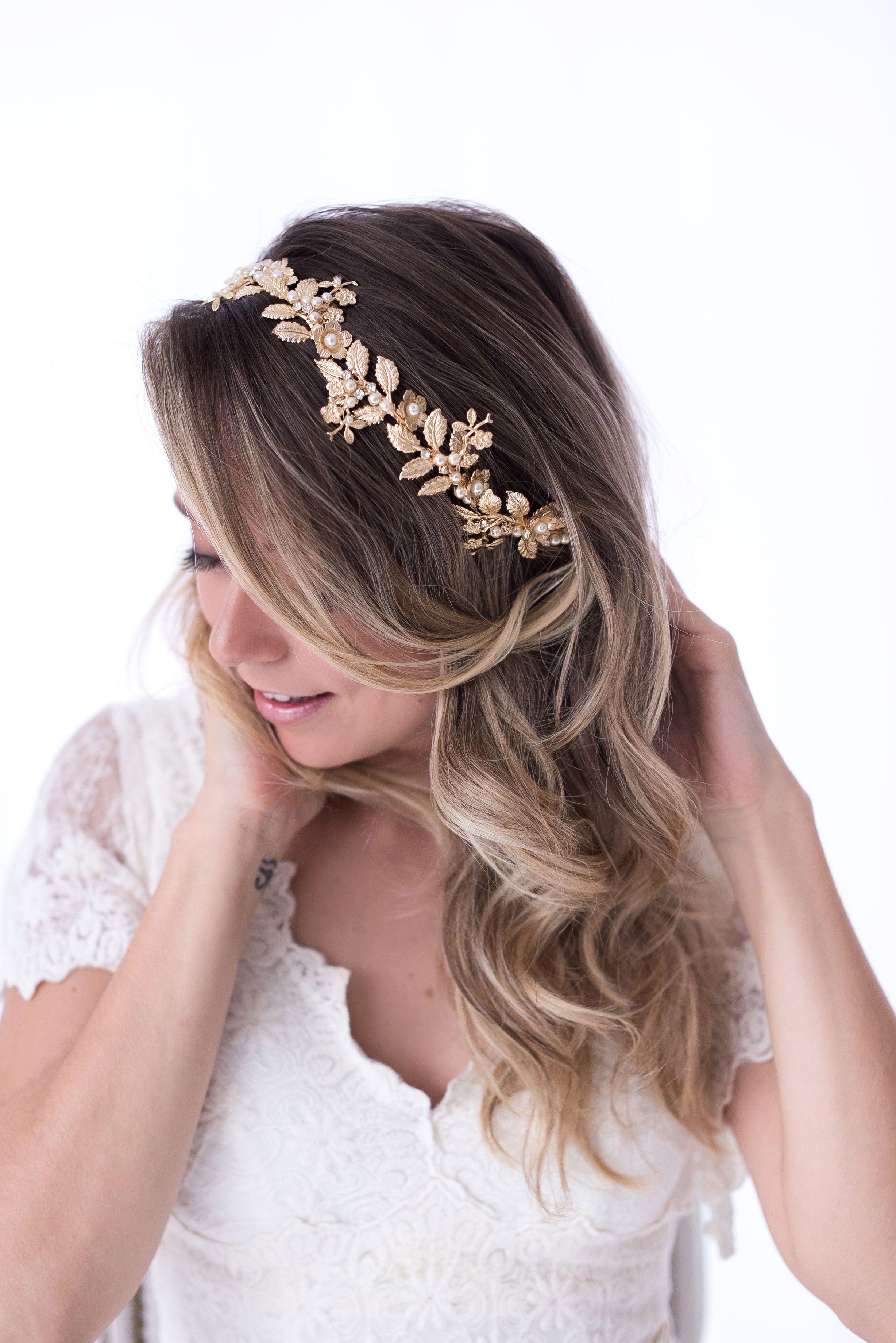 Penteados Para Noivas As Mais Lindas Inspiraes Para 2018 Tiaras