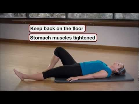 10 minutes to stronger knees  youtube  knee exercises