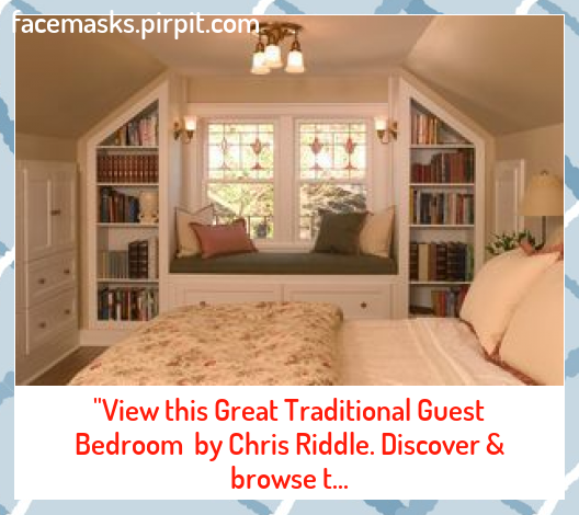 View This Great Traditional Guest Bedroom By Chris Riddle Discover Browse T Bedroom Browse Bedroom Seating Area Attic Bedroom Designs Bedroom Layouts