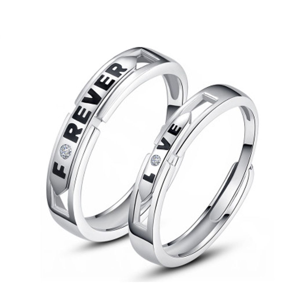 platinum in forever bands zoom channel eternity set band diamond princess