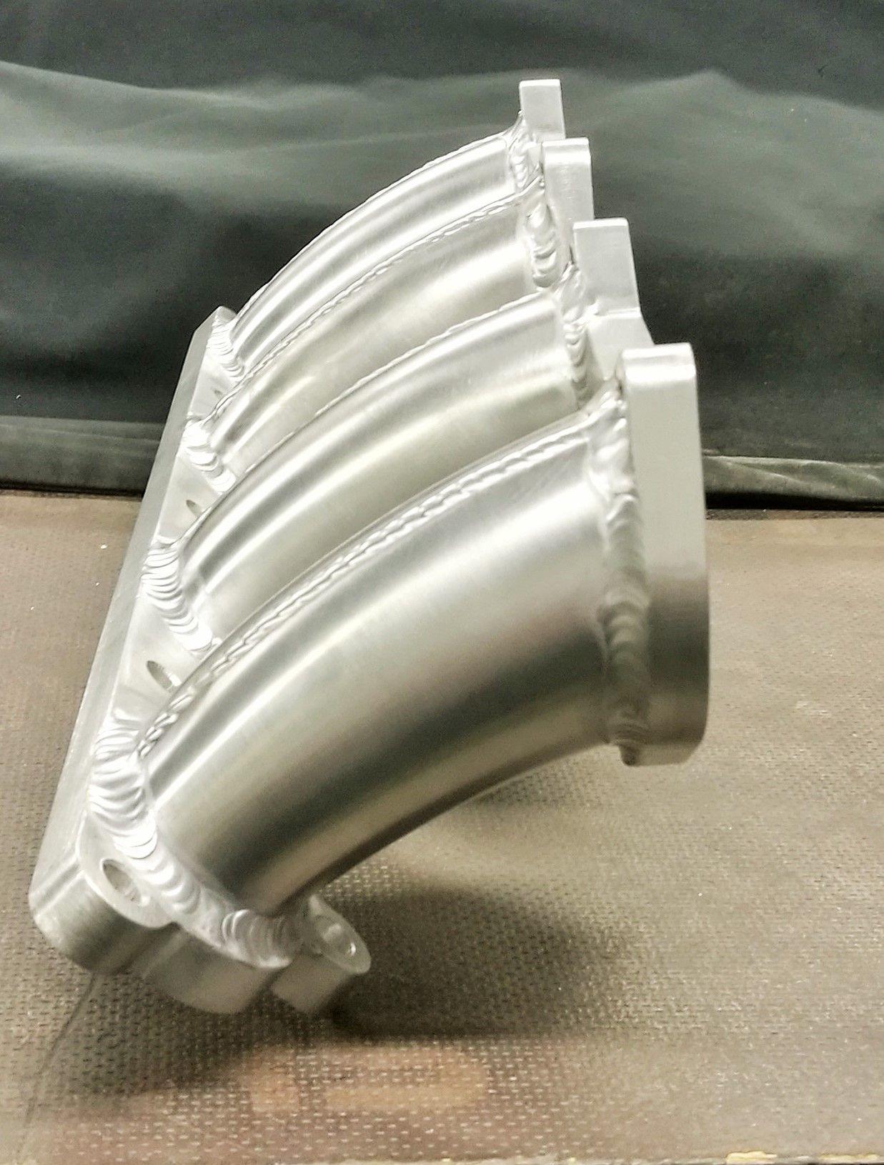 Inline sheet metal Manifold | dsc00173.JPG | manifolds | Pinterest ...