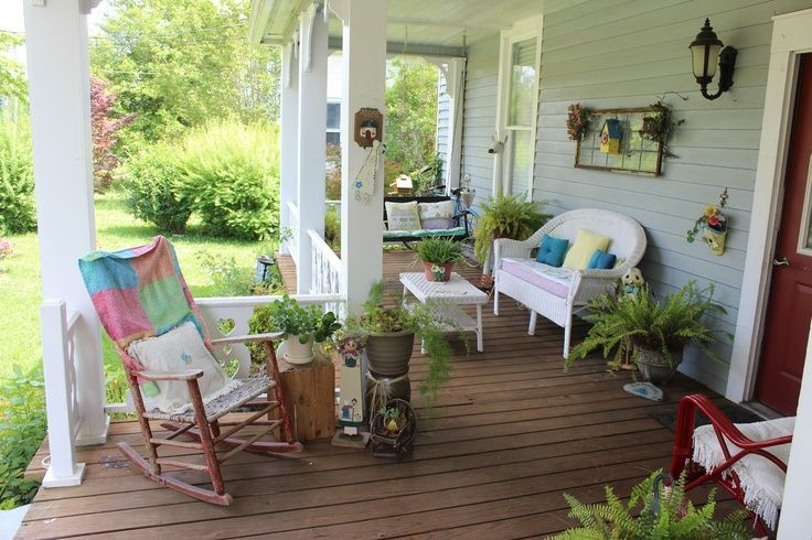 spring porch | spring porches | Uploaded to Pinterest ...