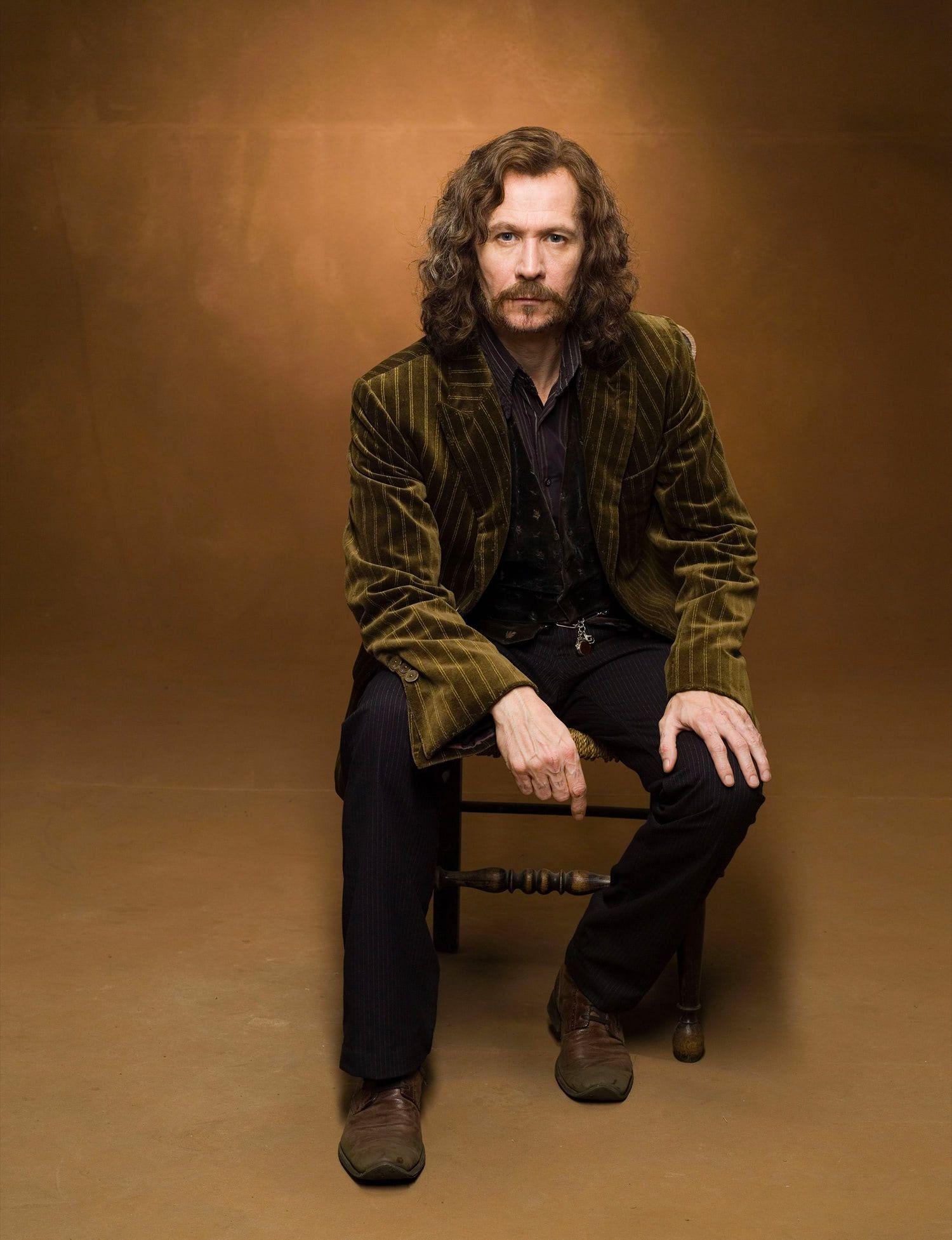 Sirius Black Portrait Ootp Sirius Black Gary Oldman Sirius