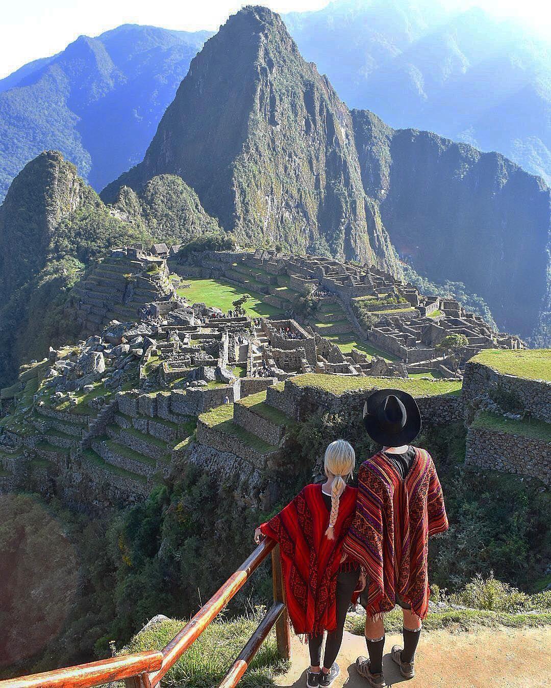 Machu Picchu Machu Picchu Cusco Peru Travel