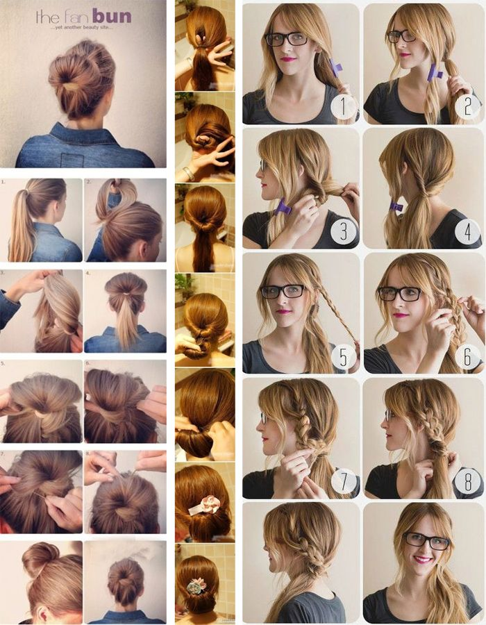 Easy Hairstyles For Working Mums Make Everyday A Good Hair Day Hair Ponytail Styles Cool Hairstyles Hair Styles