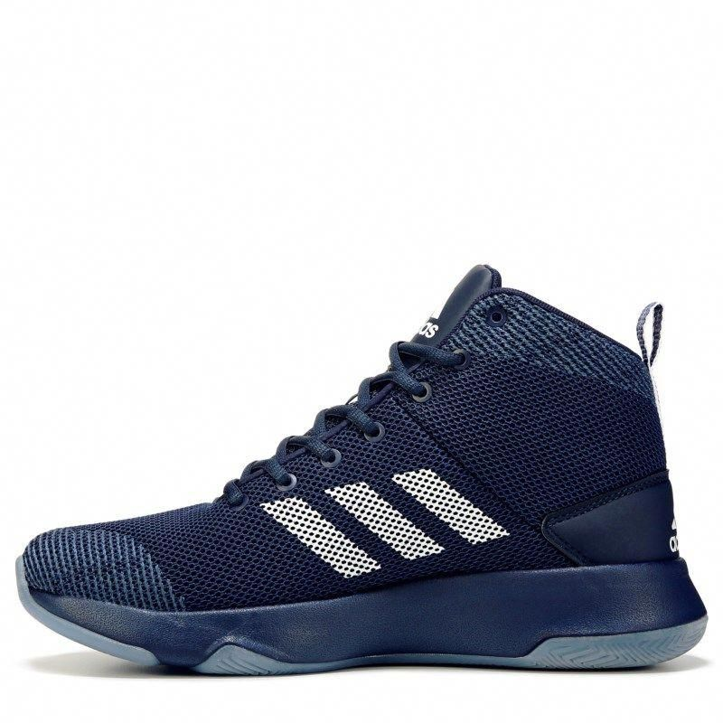 58f921da94d Adidas Men s Cloudfoam Executor Mid Top Basketball Shoes (Navy White)   adidasbasketballshoes