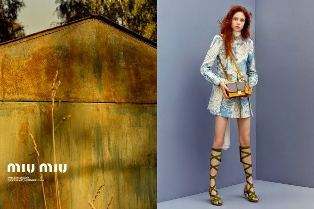 One Million Photo: Miu Miu Resort 2015