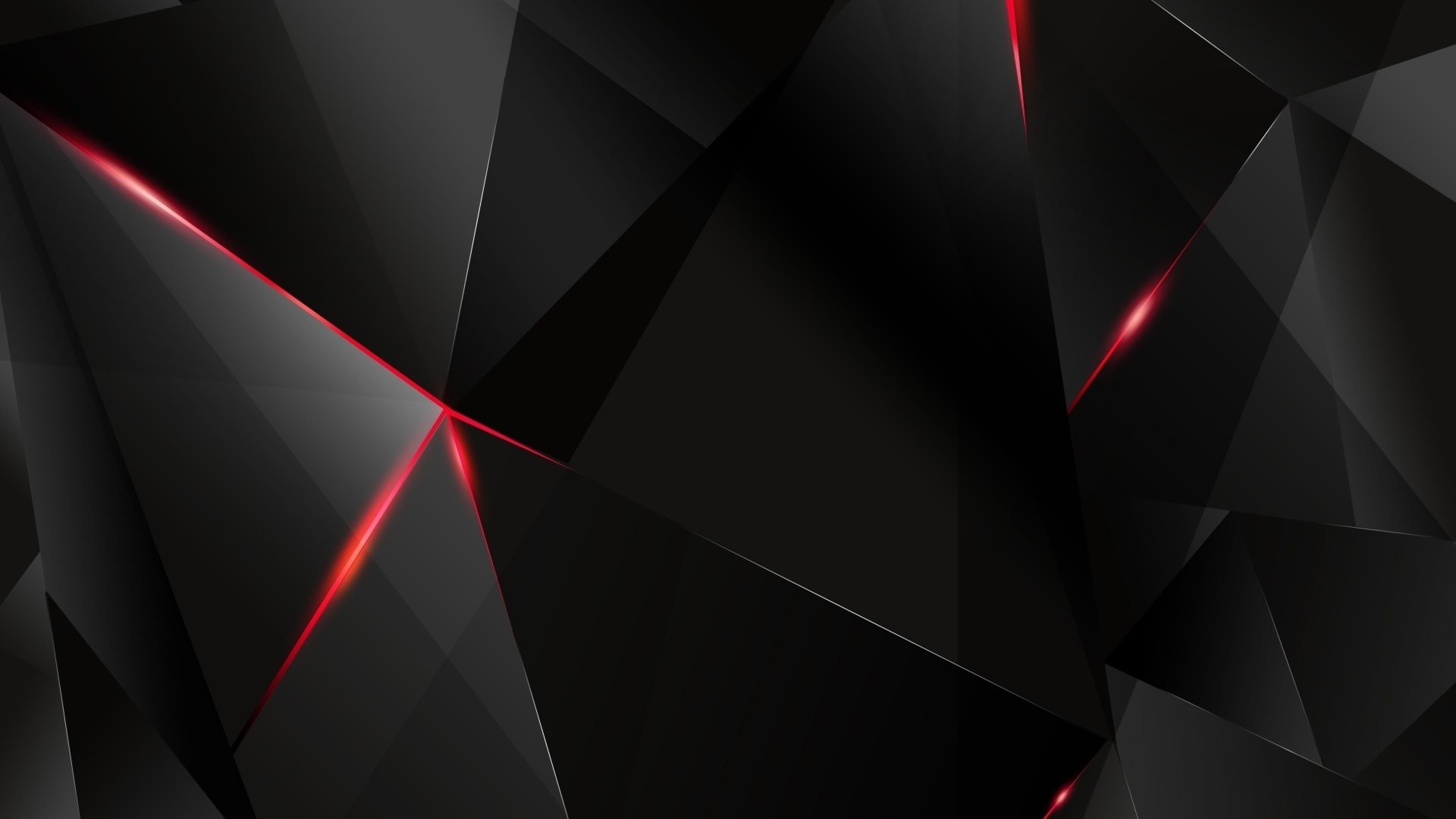 Dark Red Light Line Design Angle Graphics Symmetry Triangle Darkness Graphic Design 4k Red And Black Wallpaper Dark Black Wallpaper Dark Wallpaper