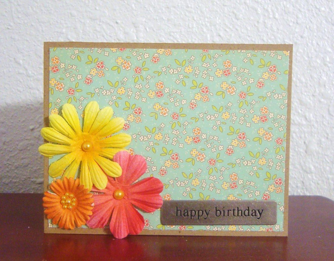 Greeting Card Ideas Homemade For Birthday To Boyfriend ...