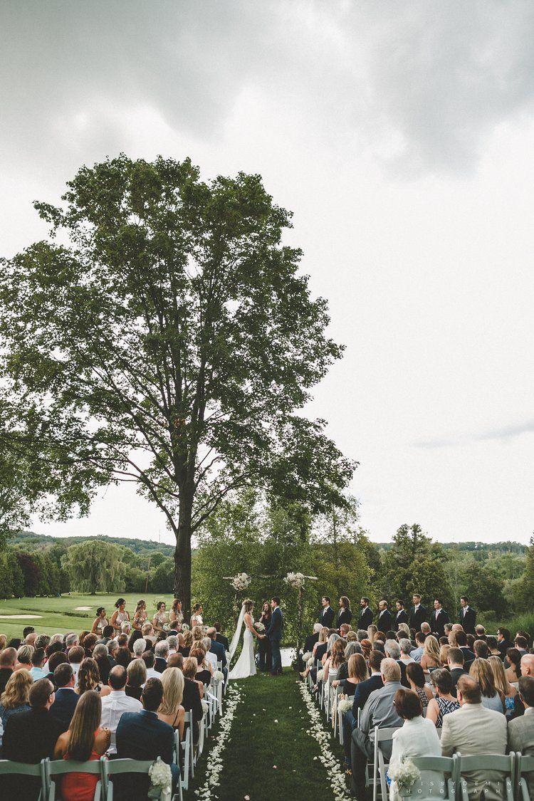 Big foot country club wedding photography lake geneva wi