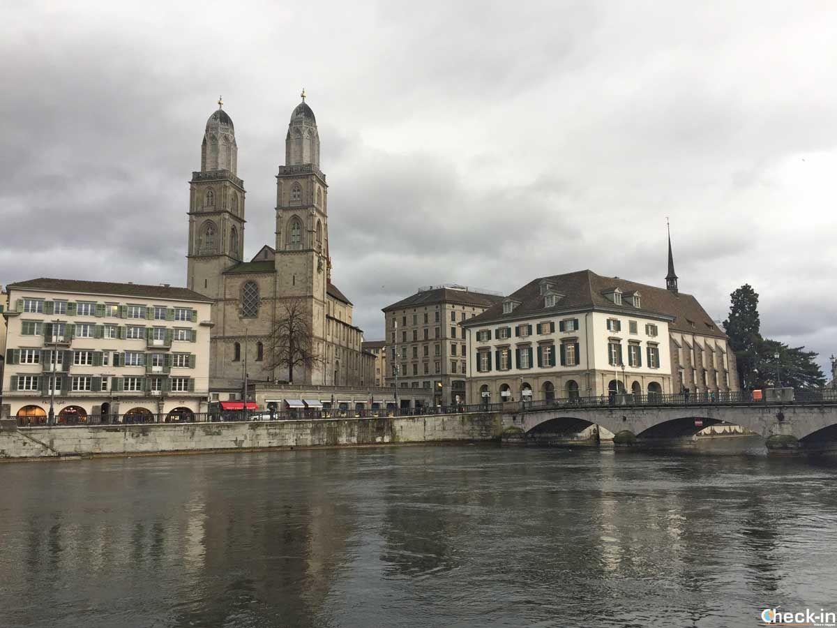 Zurigo, cosa fare e vedere in un giorno nella città più