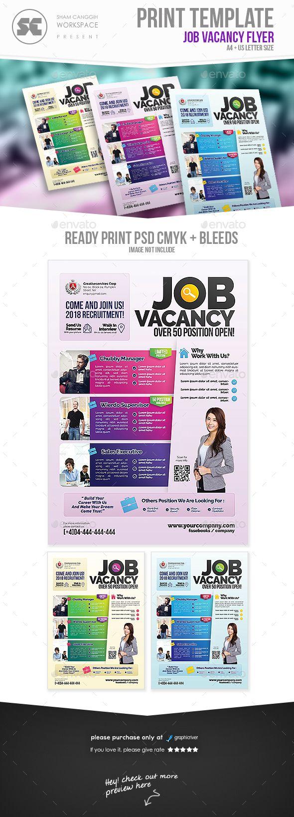 Job Fair Flyer Pinterest Job Fair Flyer Template And Template