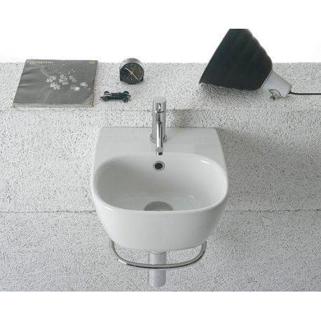 Globo Waschbecken waschbecken genesis 35 35 weiss ceramica globo ge049 bi bad