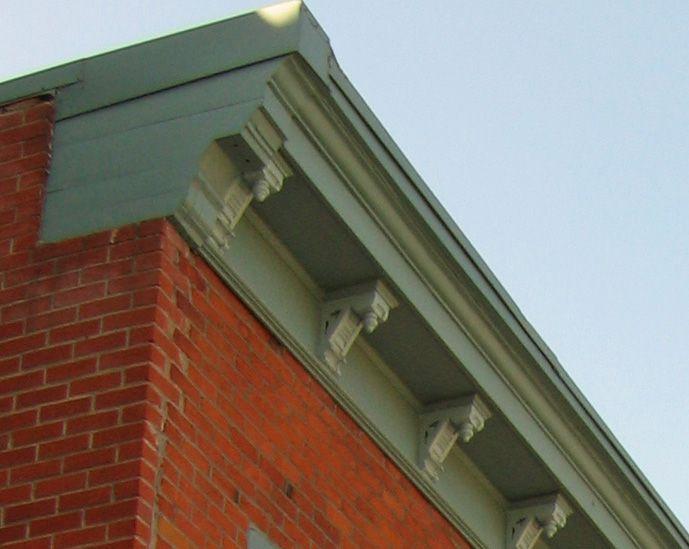 Corbeau Menuiserie Architecturale Ornementation Maison Canadienne Menuiserie Corbeau