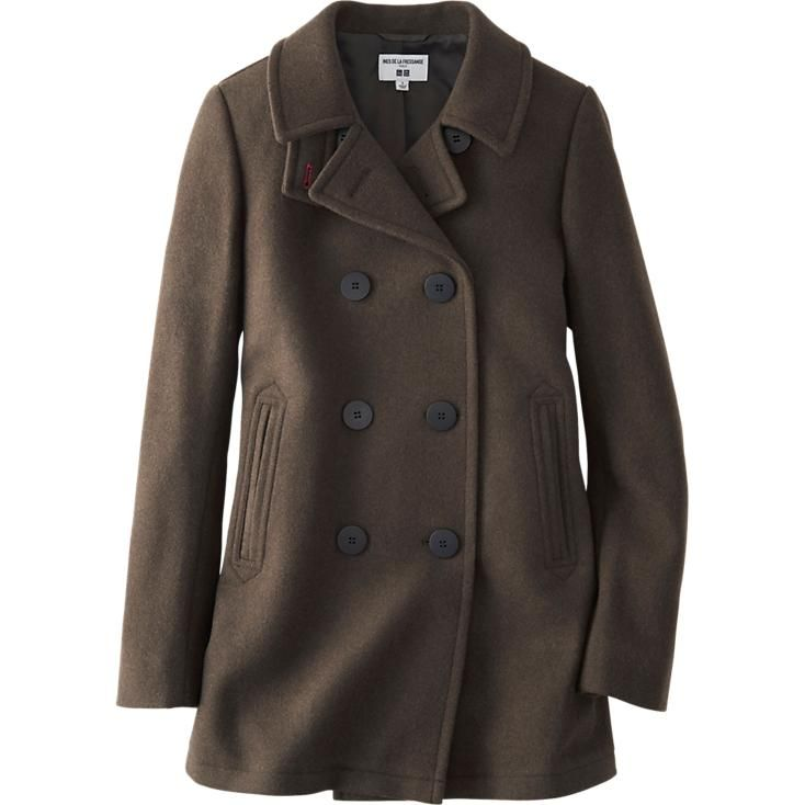 Images of Pea Coats For Women - Reikian