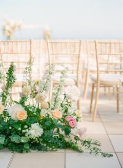 Een romantisch huwelijk in Zuid-Frankrijk dat pas om 4 uur is afgelopen!