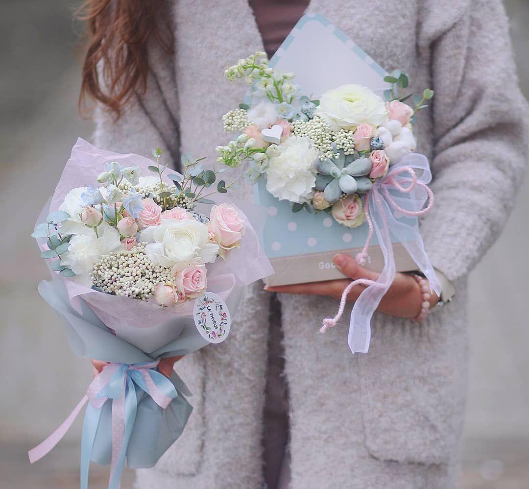 Leranel On Instagram For One Winter Snowy Day Bouquet