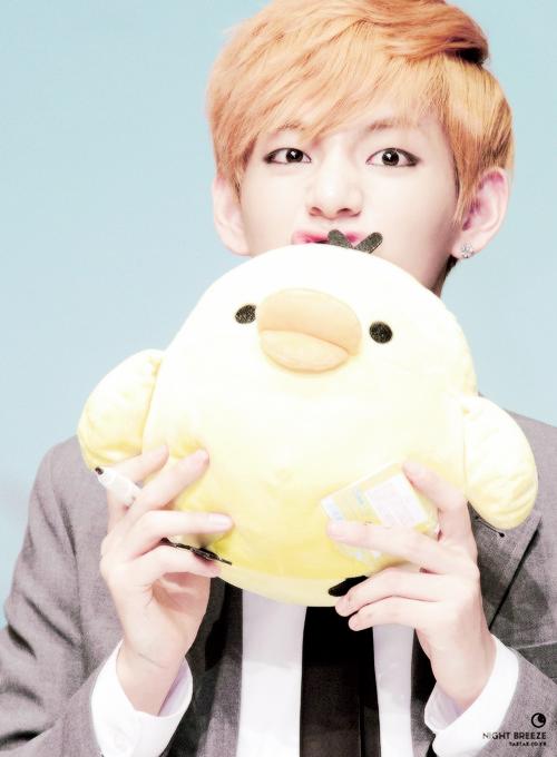 Tae é tão fofinho~