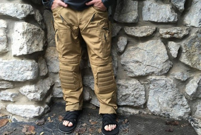 First Look: UF Pros Striker HT Combat Pants image