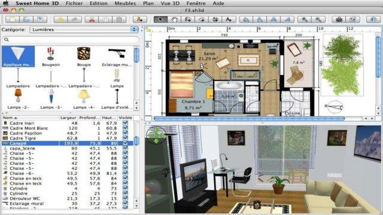 Sweet home 3d design software   toafuhet   Pinterest   3d design ...