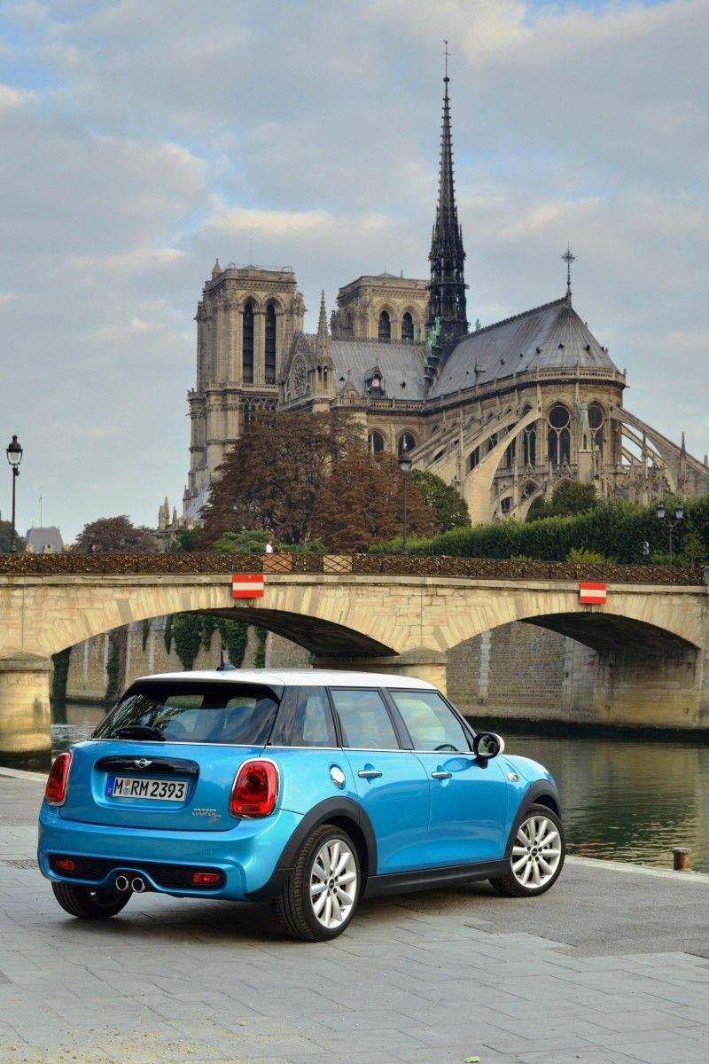 2015 Mini Cooper 5 Door In Postcard Worthy Trip Around The City Of