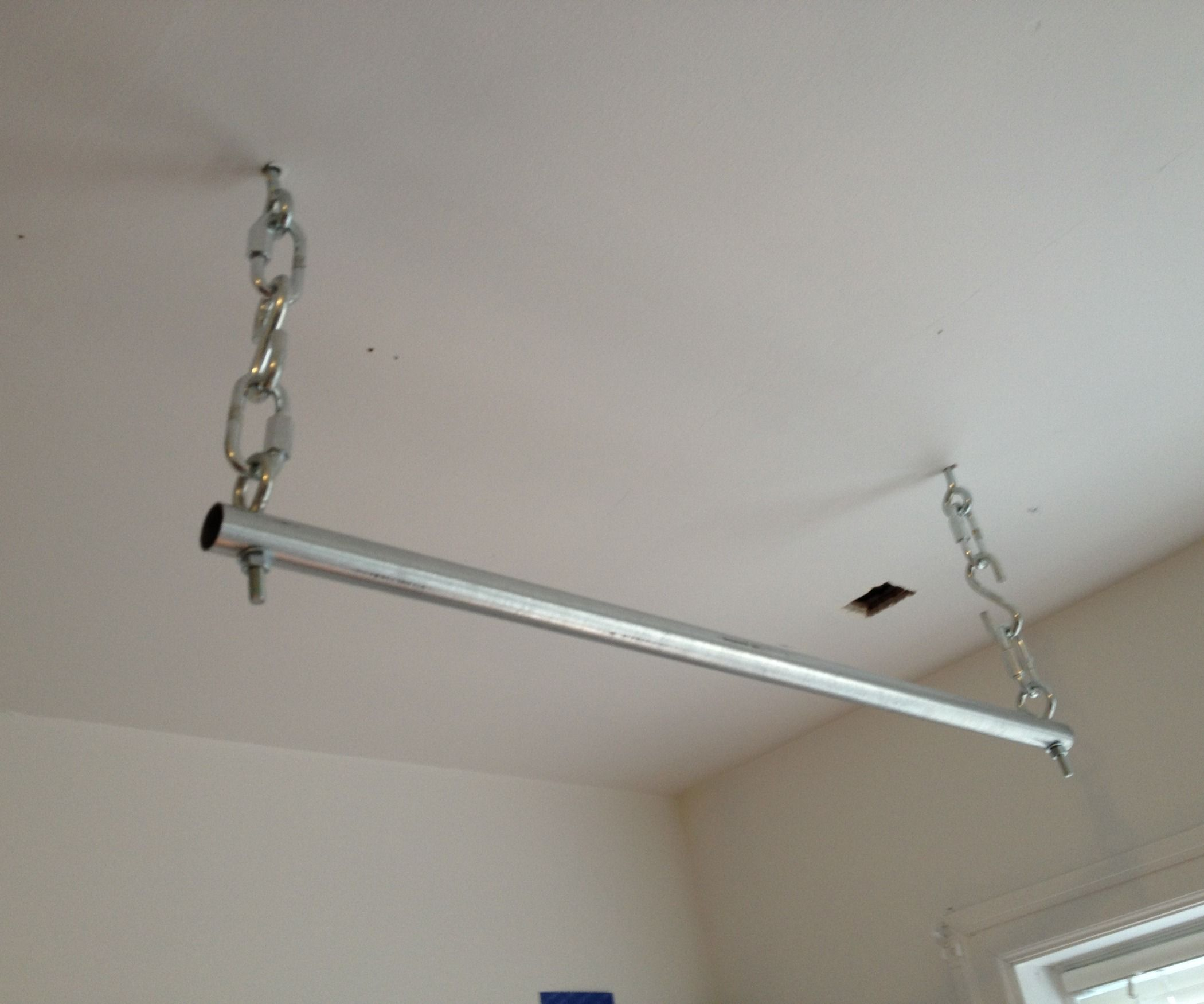 Ceiling Mounted Pull Up Bar Pull Up Bar Diy Pull Up Bar