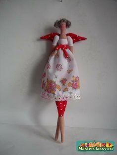Куклы Тильды: мастер-классы для начинающих и профессионалов
