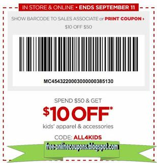 Free Printable Jcpenney Coupons In 2020 Jcpenney Coupons Print Coupons Childrens Place Coupons