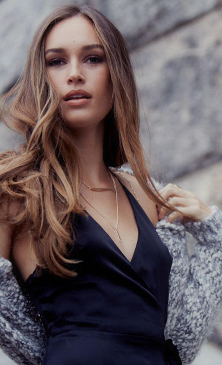 beautiful girl hair