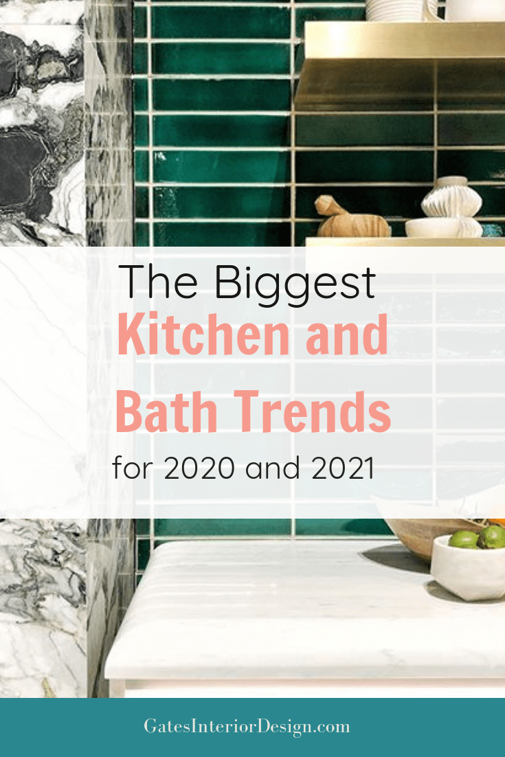 The Biggest Kitchen And Bath Trends For 2020 And 2021 In 2020 Bath Trends Kitchen And Bath Bathroom Trends