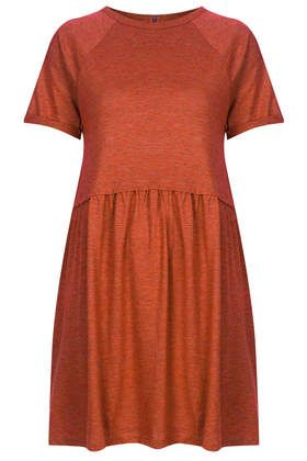 Marl Chuck On Dress - New In This Week  - New In