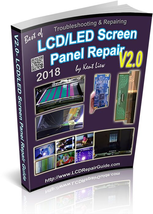 V2 Lcd Led Screen Panel Repair Guide  With Images