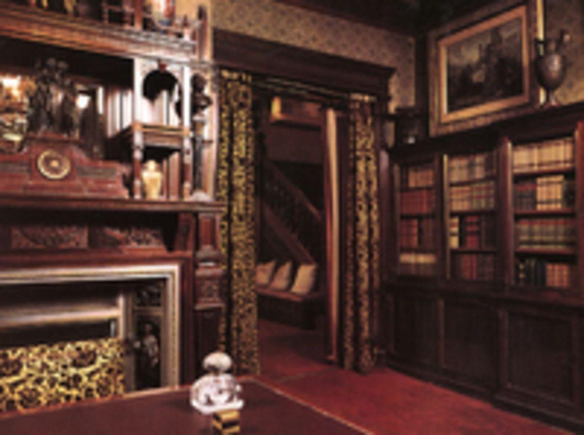 Classic american home interior the queen anne victorian architecture and décor  architecture