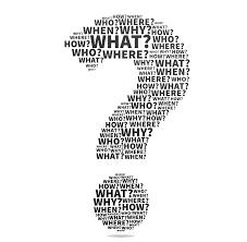 Pin 10: Het vraagteken. Iedereen zit met zo veel vragen