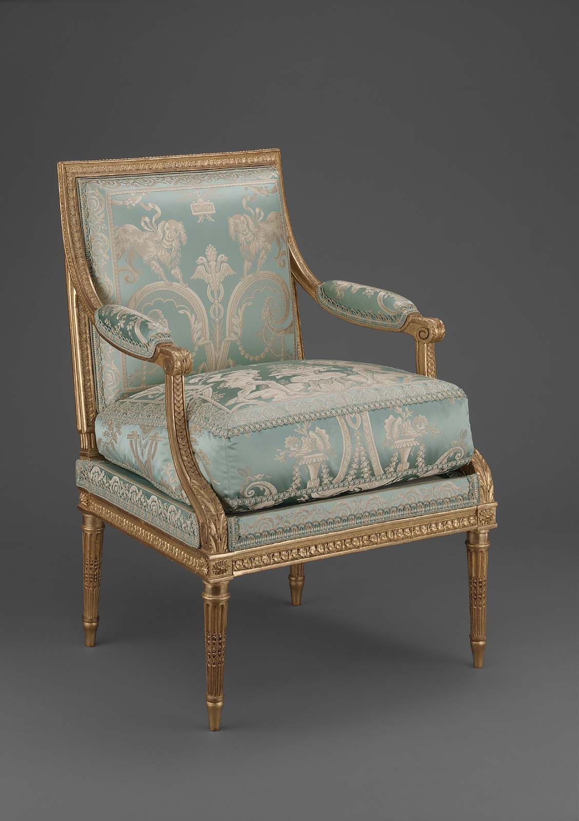 Armchair French Paris 1787 Jean Baptiste Claude Sen 233