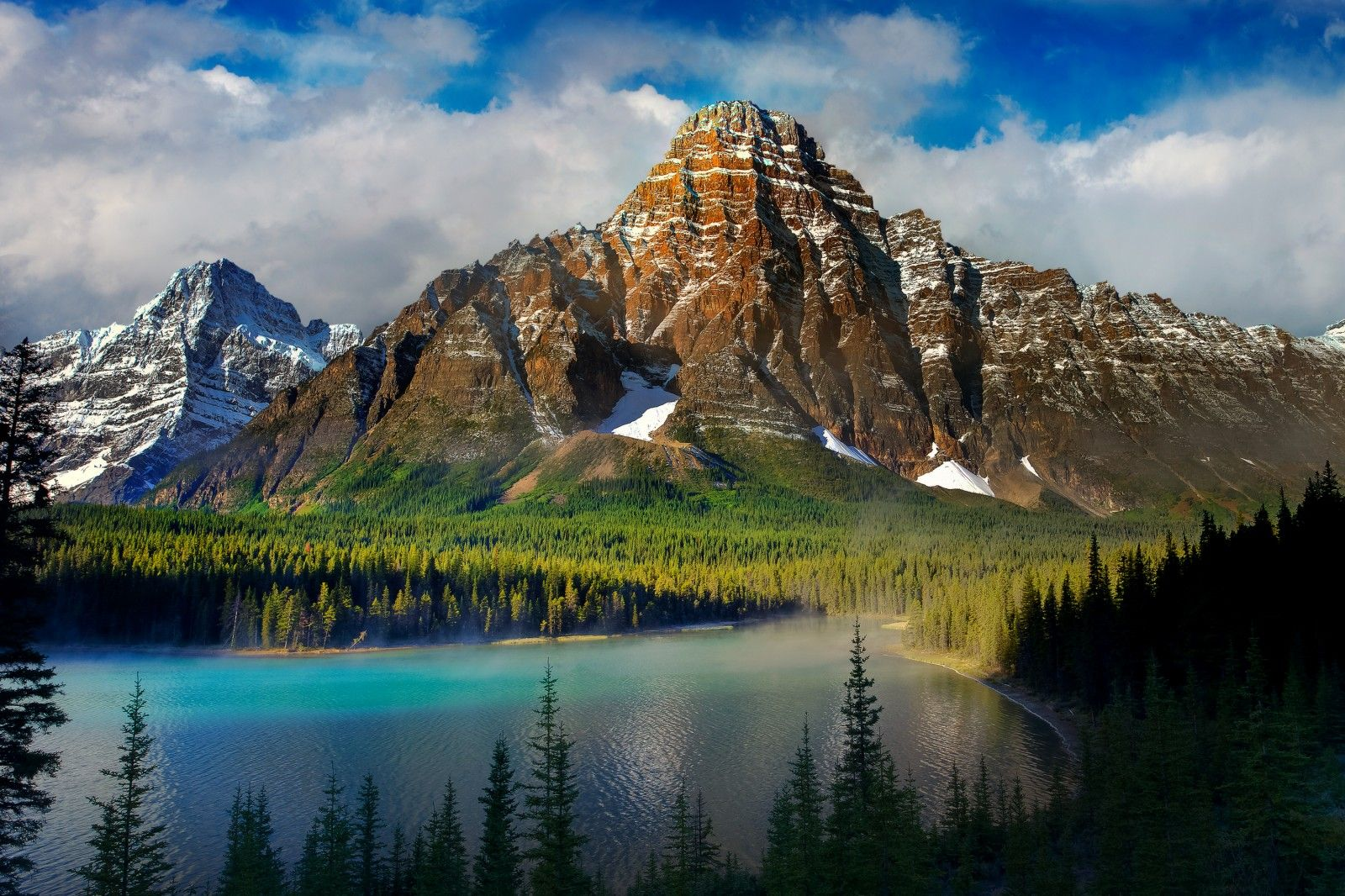 Beautiful Scenery Mountains Lake Nature Nature Wallpaper Scenery Wallpaper Scenery