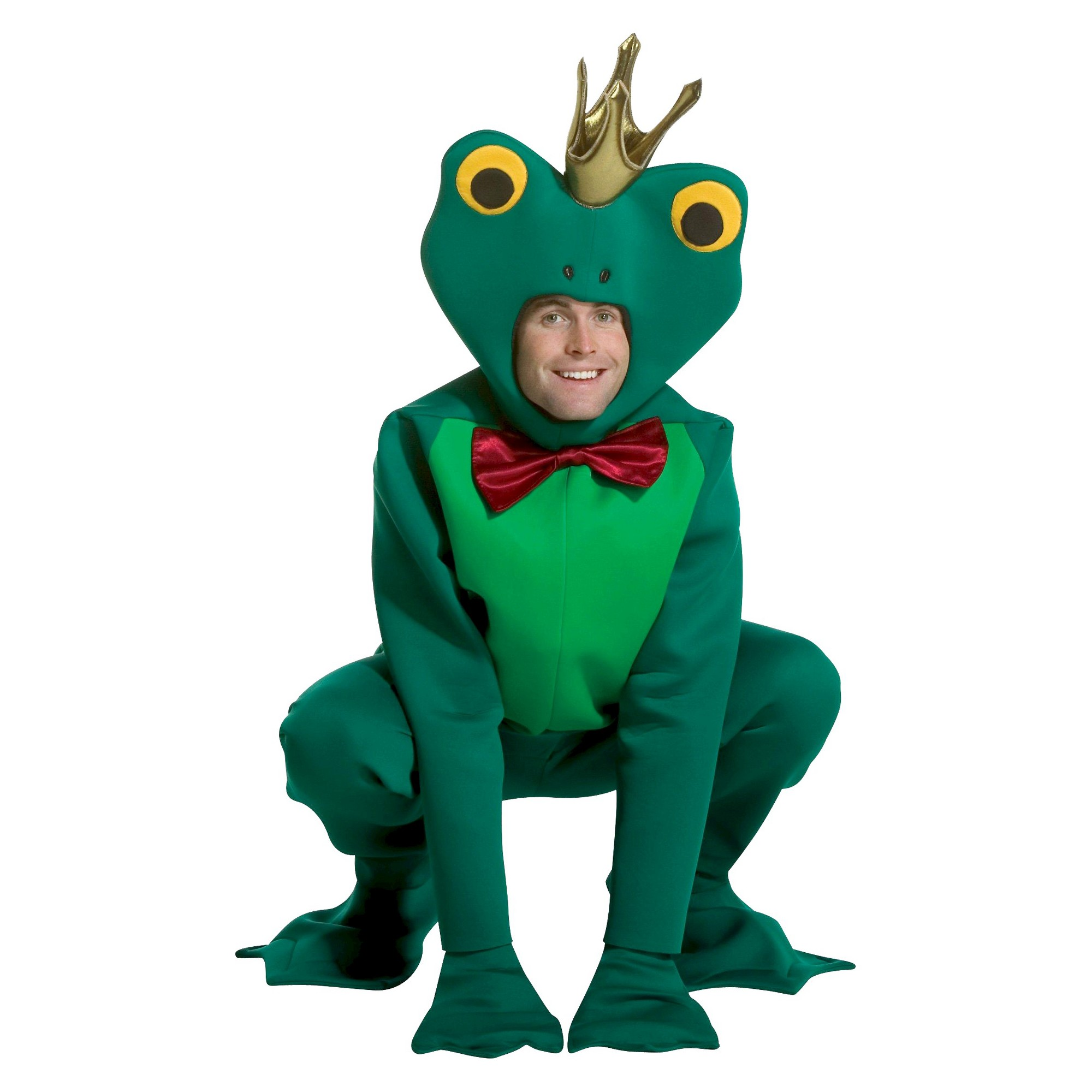 Halloween Men s Frog Prince Costume X-Large 99ad05ca0fe