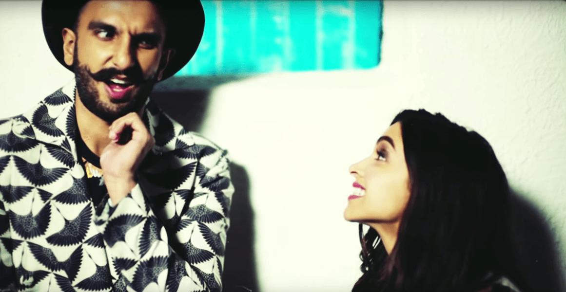 The Story Behind Deepika Padukone And Ranveer Singh S Hilarious Dubsmash Deepika Padukone Ranveer Singh Deepika Ranveer