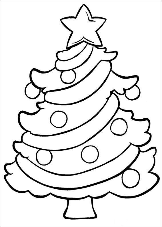 Pinos de Navidad para colorear - Imagui | TEACHING-Colors & Coloring ...