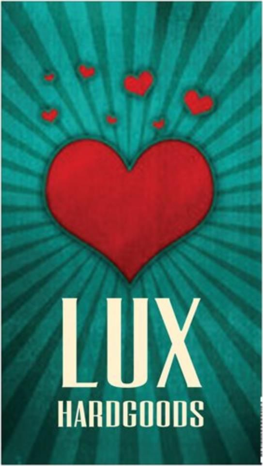 Lux Hardgoods is a local Arizona Jewelry designer that makes a