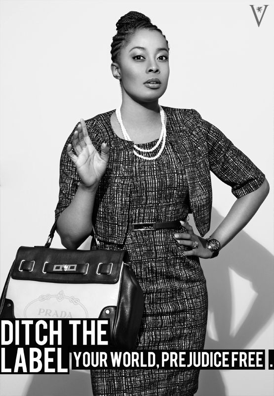 Ditch The Label Campaign For Equality And A World Without Prejudice Summer 2012 Women Woman Workplace Black Mixed Race
