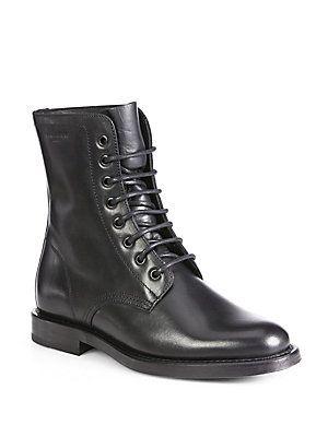 sale cheap price Saint Laurent Rangers Mid-Calf Boots shop offer cheap price store 3nadSInQ