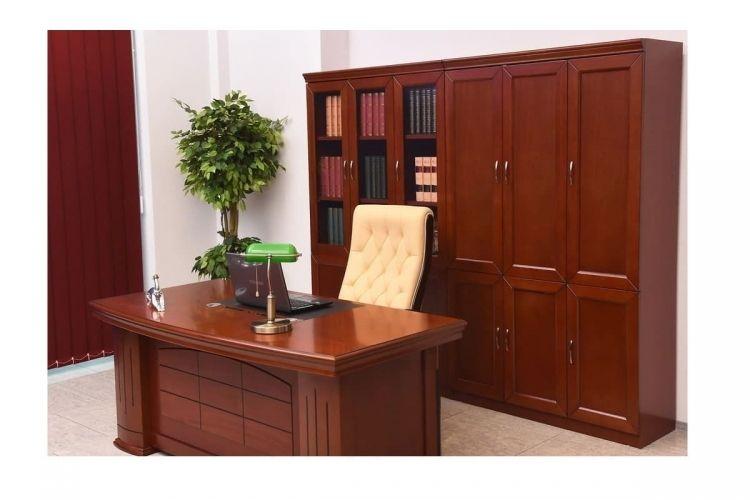 Completo ufficio PRESTIGE B610 in stile classico con