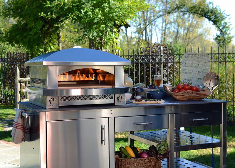 Luxury Outdoor Kitchens Luxury Outdoor Kitchen Pizza Oven Outdoor Pizza Oven